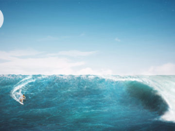 Surf World Series Releases Later this Month for Consoles and PC