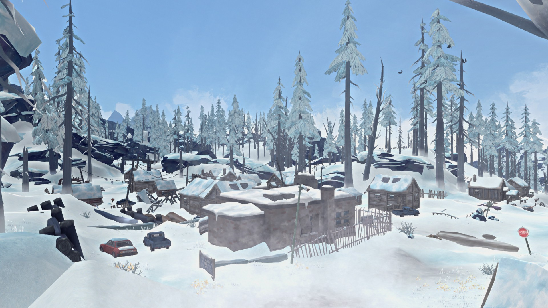 The Long Dark Where To Find The Flare Gun Story Guide Gameranx