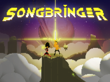 Top-Down Fragmented Reality RPG 'Songbringer' Gets Release Date