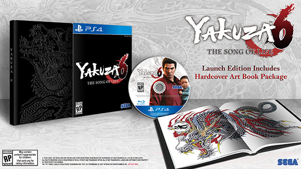 Yakuza 6: The Song Of Life Releases In The West On 20th March 2018