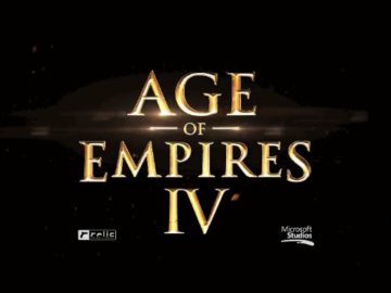 Relic Entertainment is Working on Age of Empires IV
