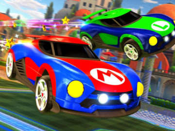 Nintendo Exclusive Rocket League Cars Confirmed