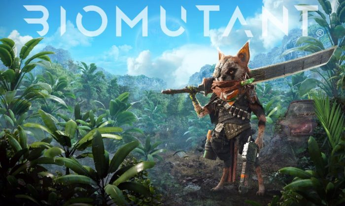 Biomutant has had a new gameplay teaser trailer released