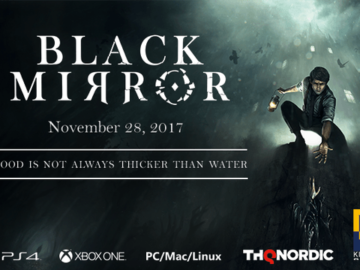 Black Mirror Announced For PS4 and Xbox One