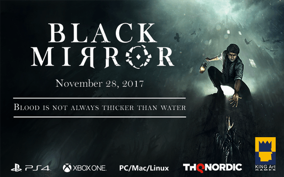 Gothic Horror Black Mirror Announced for Consoles and PC by THQ Nordic