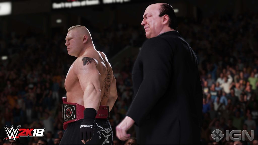 Final WWE 2K18 Roster Reveal Brings Total Roster Count to