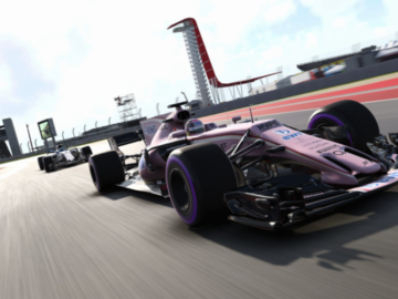 F1 2017 Adorned With New Gameplay Trailer