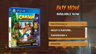 Crash Bandicoot N. Sane Trilogy Website May Have Accidentally Revealed Xbox One Release
