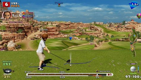 everybody's golf, ps4, tips, developers