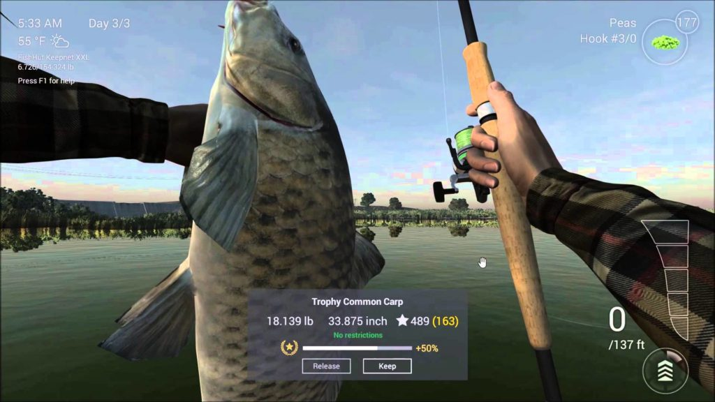 realistic fishing simulator fishing planet releases for