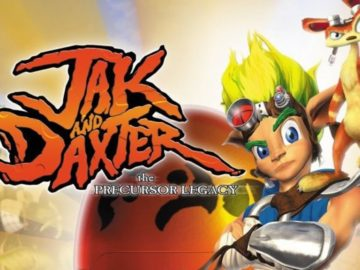 Jak and Daxter: The Precursor Legacy Is Now Available on PS4
