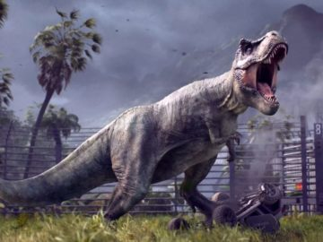 Frontier Announces Jurassic World Evolution; Build Your Own Jurassic Park