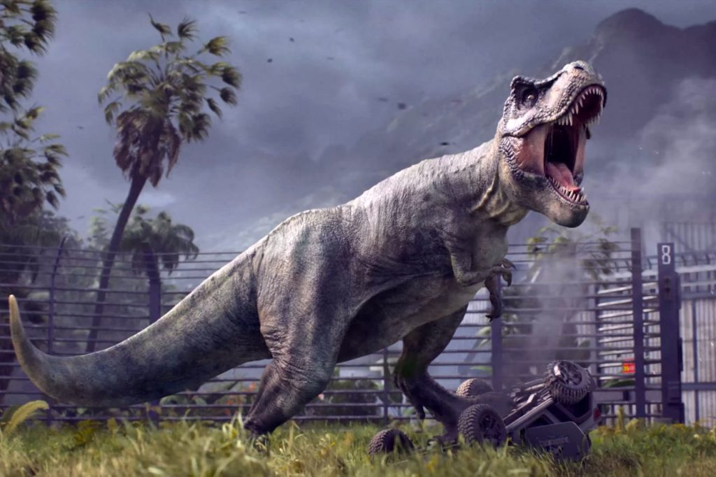 Jurassic World Evolution Coming to Xbox One in Summer 2018