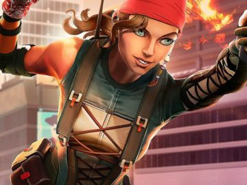 "Agents of Mayhem: Agent Marina ""Fortune"" Santos Breakdown 
