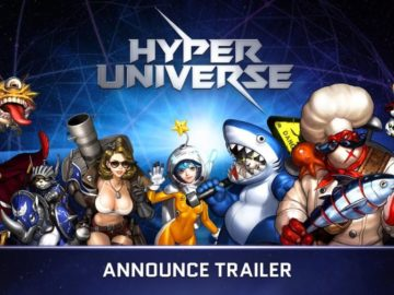 Hyper Universe Launches This Week On Steam Early Access