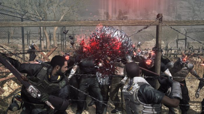 Learn more about Metal Gear Survive's single-player campaign