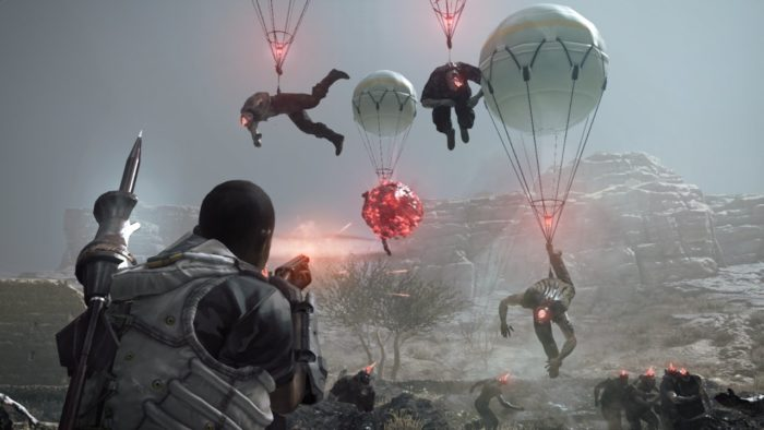 Metal Gear Survive Needs An Internet Connection