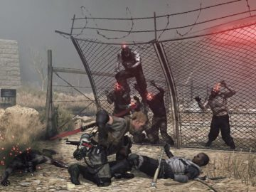 Metal Gear Survive Producer Confirms No Lootboxes And Pay To Win Microtransactions