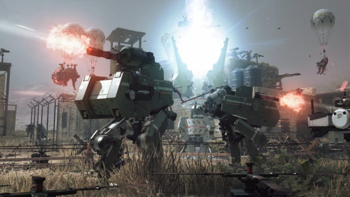 Metal Gear Survive conduct final testing