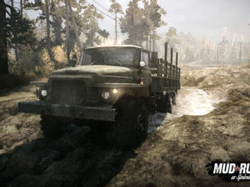 Spintires: MudRunner is the Ultimate Trucking Sandbox