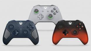 Microsoft Reveals Trio of Sizzling New Xbox One Controllers