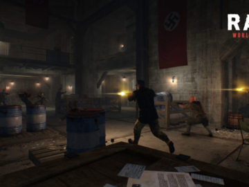 Raid: World War II Takes on a Journey to Kill Hitler and His Third Reich