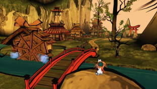 Okami HD Reportedly Releasing This Xmas For PS4/Xbox One