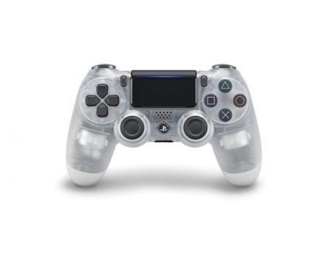 PlayStation introduces the Crystal coloured Dualshock 4 range, with caveats