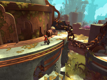 World-Changing Adventure Hob Gets Release Date