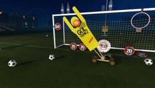 Header Goal VR: Being Axel Rix is a Soccer-Themed Simulator