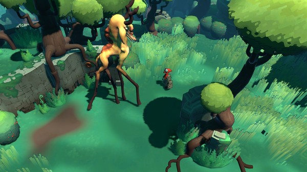 'Hob' (ALL) Gets Release Date, Achievement/Trophy Contest - Trailer