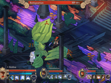 Masquerada: Songs and Shadows Impressions—Almost Pitch Perfect