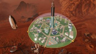 Epic Games Store Now Offering Surviving Mars For Free