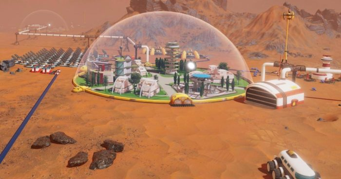 surviving mars is out now for pc ps4 and xbox one gameranx