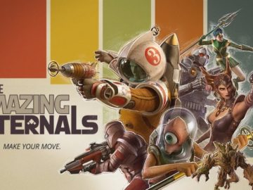 Digital Extremes Rename FPS-Deck Building Title From Keystone to The Amazing Eternals