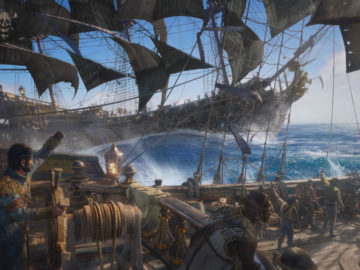 Skull and Bones Dev Clarifies More On What Lootboxes Will Contain and The Presence of Micro-Transactions