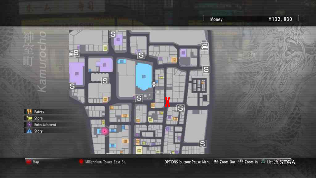 Yakuza Kiwami: Where To Find The Hidden Weapon Shop | Collectibles