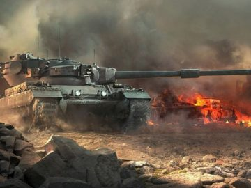 World of Tanks To Run At Native 4K On The Xbox One X; New Trailer Released