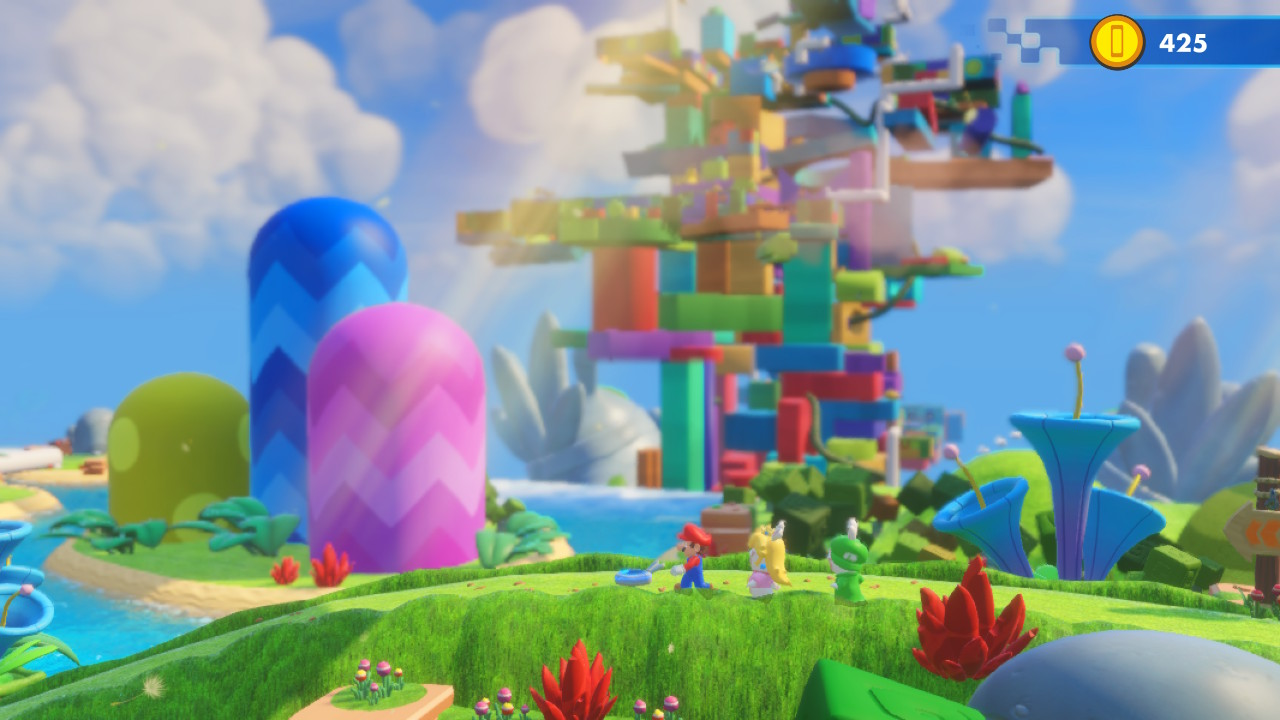 Mario + Rabbids: Kingdom Battle – All Treasure Chest Locations | World 1
