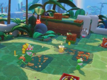 Mario + Rabbids: Kingdom Battle – World 1 Walkthrough | Beginner's Guide