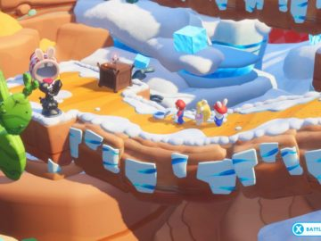 Mario + Rabbids: Kingdom Battle – All Treasure Chest Locations | World 2