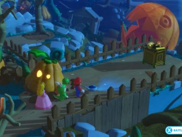 Mario + Rabbids: Kingdom Battle – All Treasure Chest Locations | World 3