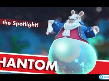 Mario + Rabbids: How To Beat Phantom | World 3 Boss Guide