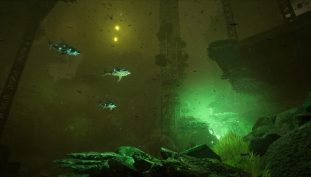 New Gameplay Trailer For Aquanox Deep Descent Unfurled