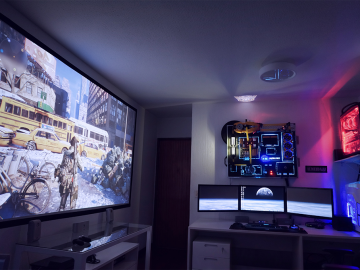 50 Amazing PC Gaming Setups That Will Make You Jealous (2017)