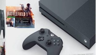 Daily Deal: Xbox One S Special Edition Battlefield 1 Bundle Is Only $199