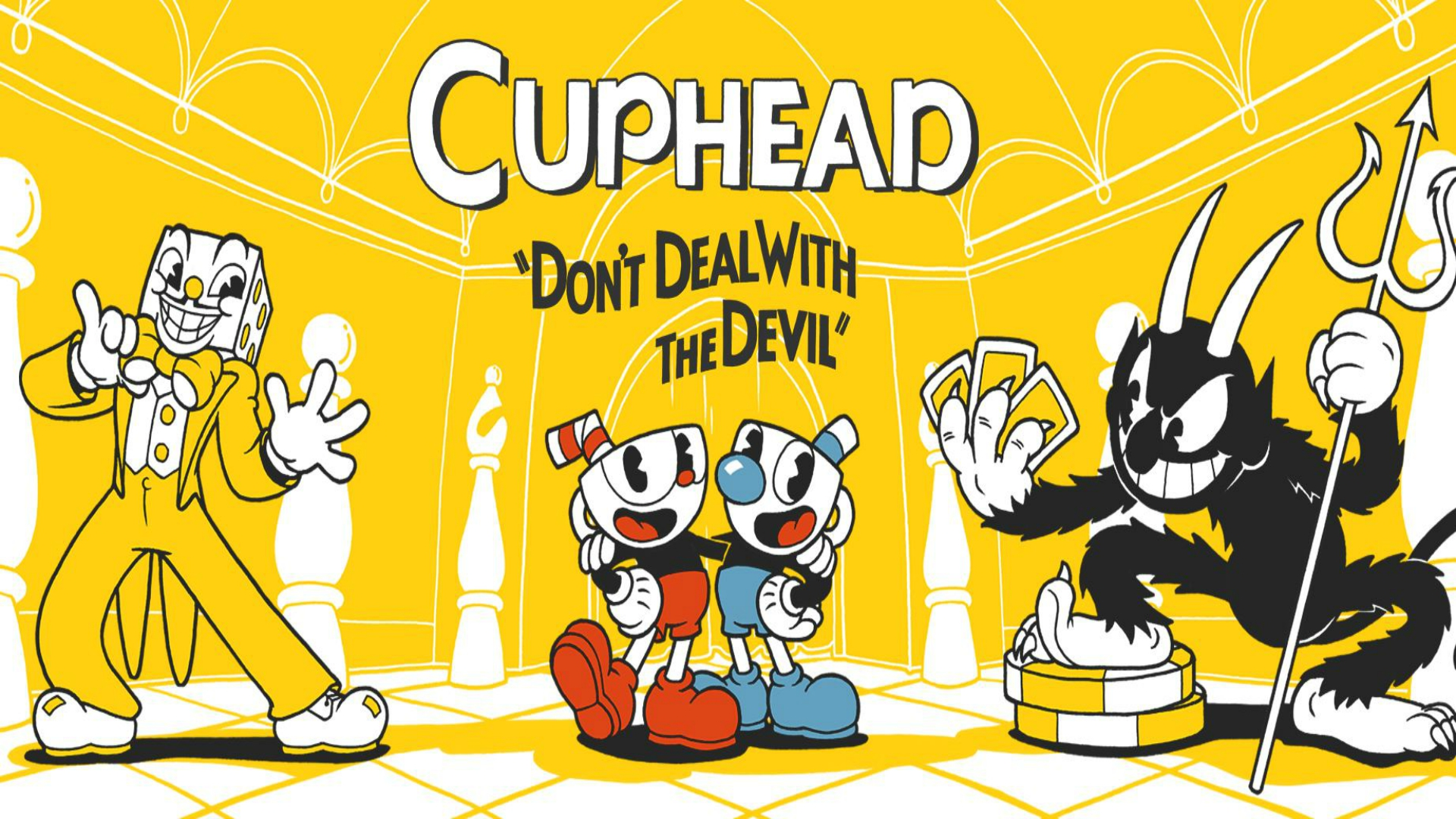 Cupheads Extremely Challenging Gameplay Is Worth Every Minute Of Your Time - Gameranx-1206