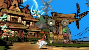 Okami HD Confirmed For Multi-Platform Release Before Year's End