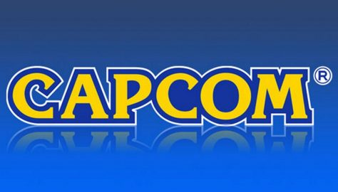Capcom-Logo-Blue-Gloss-Wallpaper