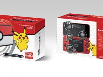 Nintendo Direct: Poké Ball Themed 2DS XL Announced